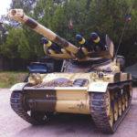 noleggio carri armati
